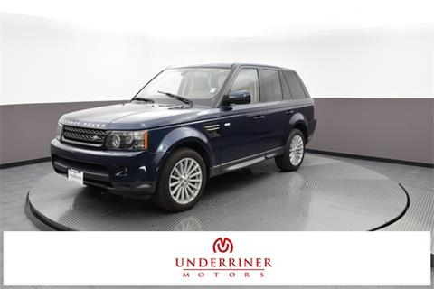 2013 Land Rover Range Rover Sport for sale in Billings, MT