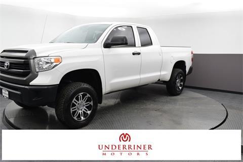 Toyota Billings Mt >> 2017 Toyota Tundra For Sale In Billings Mt