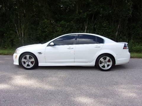 2009 Pontiac G8 for sale in Greenville, AL