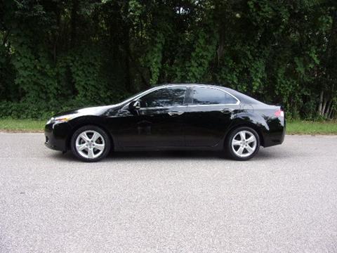 2010 Acura TSX for sale in Greenville, AL