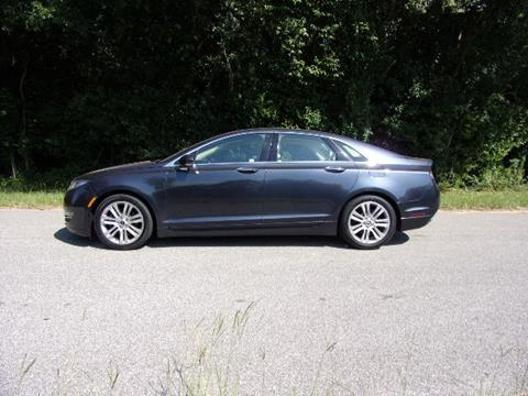 2013 Lincoln MKZ for sale in Greenville, AL