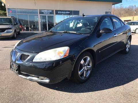 2009 Pontiac G6 for sale in Batavia, OH