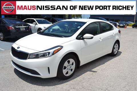 2018 Kia Forte For Sale In New Port Richey, FL