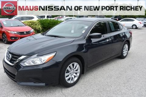 2018 Nissan Altima For Sale In New Port Richey, FL