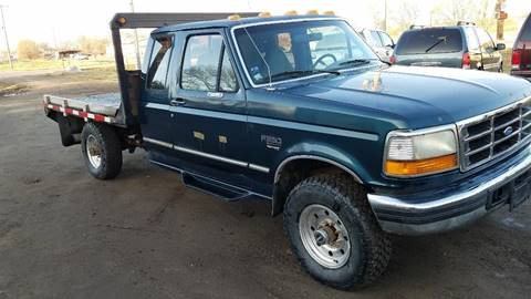 1995 Ford F-250 for sale in Albion, NE
