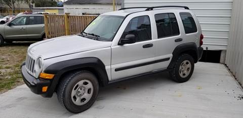 2007 Jeep Liberty for sale in Tampa, FL