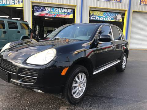 2006 Porsche Cayenne for sale in Tampa, FL