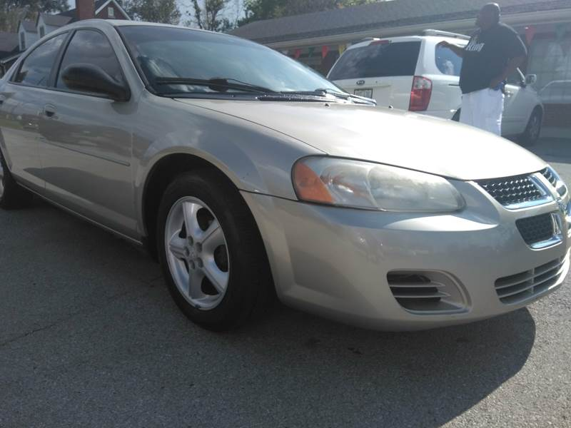 2005 dodge stratus sxt in winchester ky don senor auto sales. Black Bedroom Furniture Sets. Home Design Ideas