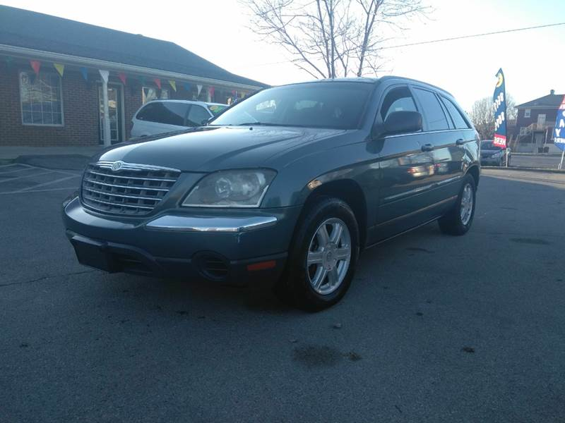 2006 chrysler pacifica touring in winchester ky don senor auto sales. Black Bedroom Furniture Sets. Home Design Ideas