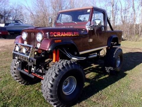 1982 Jeep Scrambler for sale in Vadnais Heights, MN