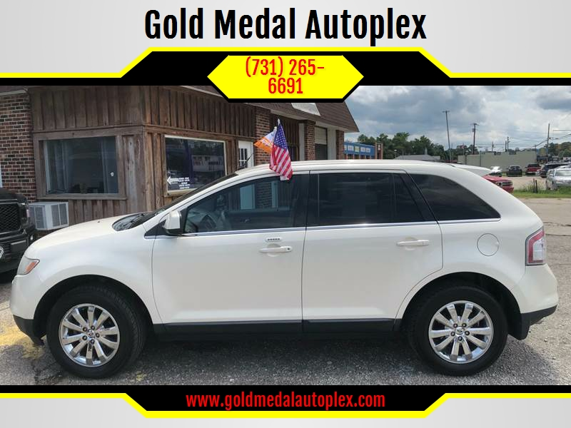Ford Edge For Sale At Gold Medal Autoplex In Jackson Tn