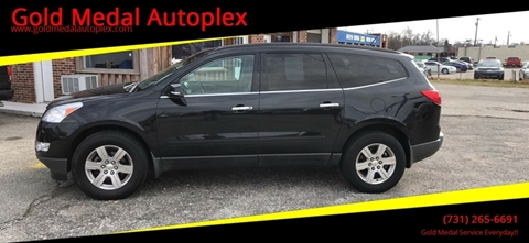 Chevrolet Traverse For Sale At Gold Medal Autoplex In Jackson Tn