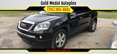 2012 GMC Acadia for sale in Jackson, TN