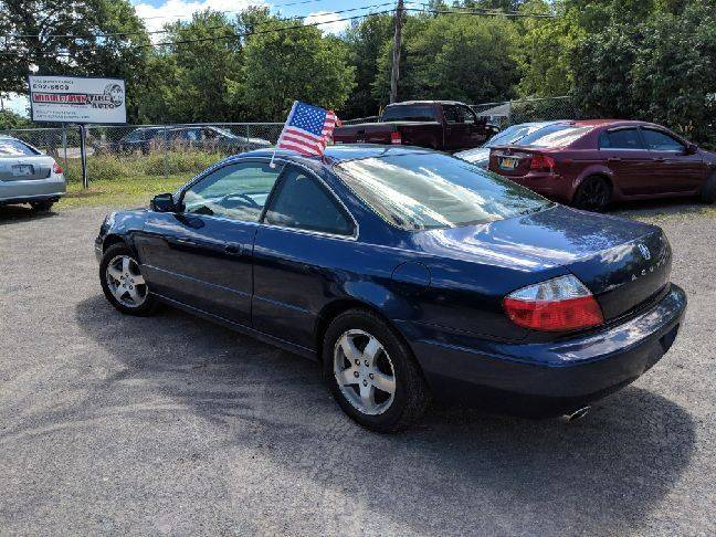 Acura CL In Middletown NY Middletown Auto Sales - 2003 acura cl for sale