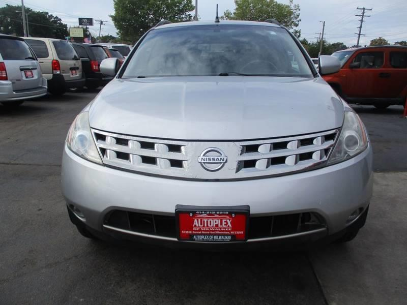 2003 Nissan Murano For Sale At Autoplex In South Milwaukee WI