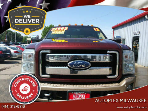 2011 Ford F-250 Super Duty for sale at Autoplex in Milwaukee WI