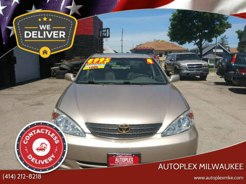 2004 Toyota Camry for sale at Autoplex in Milwaukee WI