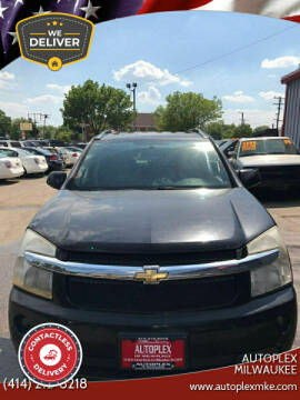 2008 Chevrolet Equinox for sale at Autoplex in Milwaukee WI