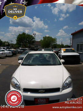 2008 Chevrolet Impala for sale at Autoplex in Milwaukee WI