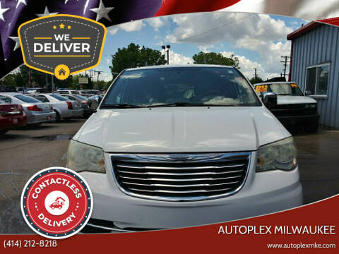 2011 Chrysler Town and Country for sale at Autoplex in Milwaukee WI