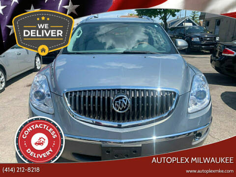 2008 Buick Enclave for sale at Autoplex in Milwaukee WI