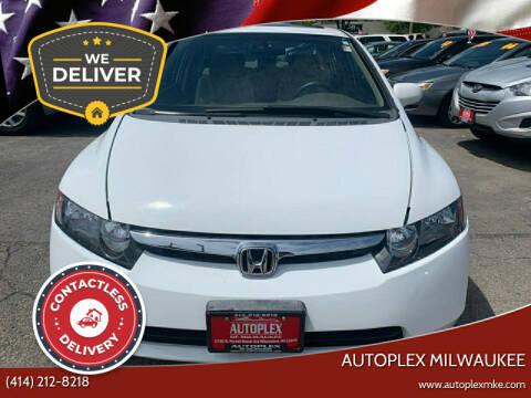 2006 Honda Civic for sale at Autoplex in Milwaukee WI