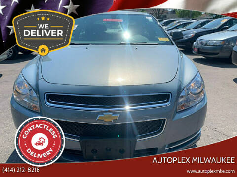 2009 Chevrolet Malibu for sale at Autoplex in Milwaukee WI
