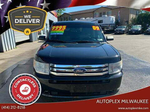 2009 Ford Flex for sale at Autoplex in Milwaukee WI
