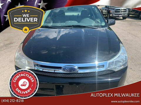 2008 Ford Focus for sale at Autoplex in Milwaukee WI