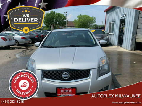 2011 Nissan Sentra for sale at Autoplex in Milwaukee WI