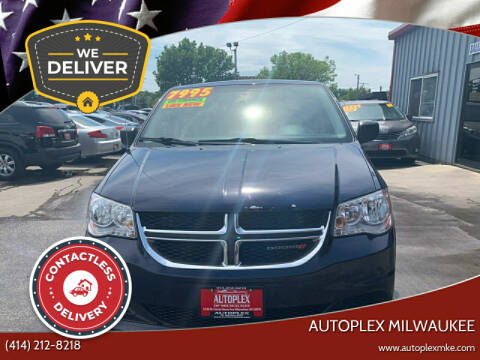 2012 Dodge Grand Caravan for sale at Autoplex in Milwaukee WI