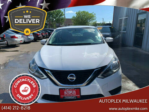 2017 Nissan Sentra for sale at Autoplex in Milwaukee WI