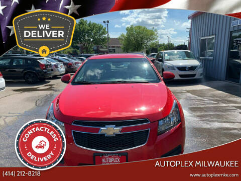 2014 Chevrolet Cruze for sale at Autoplex in Milwaukee WI