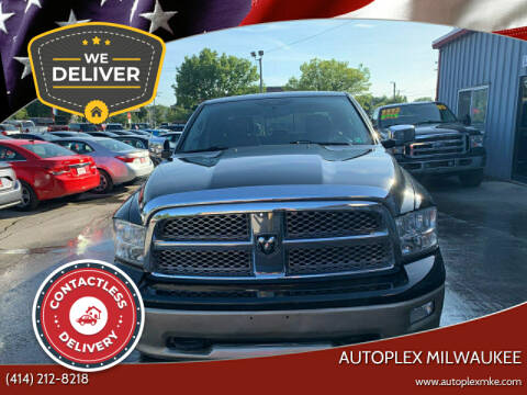 2011 RAM Ram Pickup 1500 for sale at Autoplex in Milwaukee WI