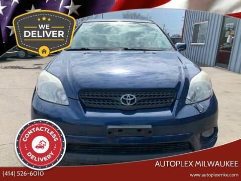 2007 Toyota Matrix for sale at Autoplex 2 in Milwaukee WI