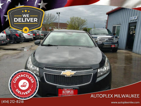 2013 Chevrolet Cruze for sale at Autoplex 2 in Milwaukee WI