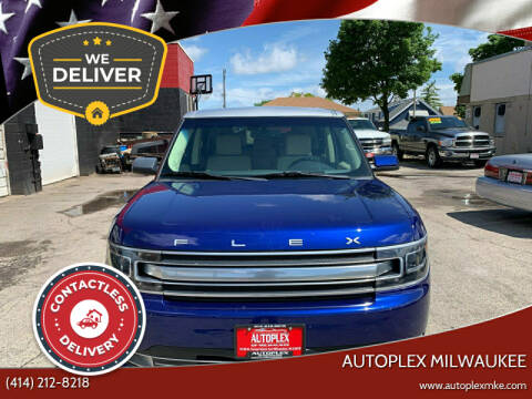 2014 Ford Flex for sale at Autoplex 2 in Milwaukee WI