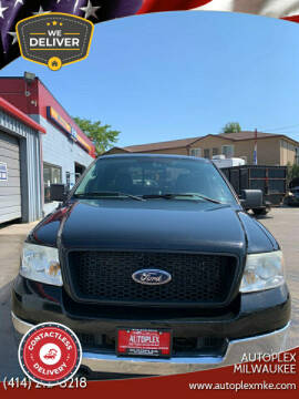 2005 Ford F-150 for sale at Autoplex in Milwaukee WI