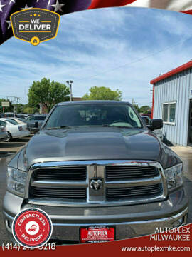 2012 RAM Ram Pickup 1500 for sale at Autoplex 2 in Milwaukee WI