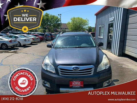 2011 Subaru Outback for sale at Autoplex in Milwaukee WI