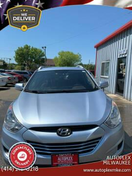 2010 Hyundai Tucson for sale at Autoplex in Milwaukee WI
