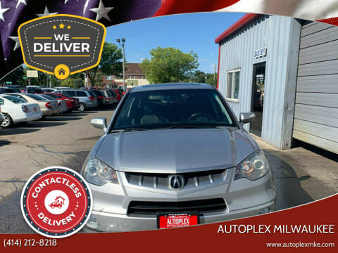 2008 Acura RDX for sale at Autoplex in Milwaukee WI