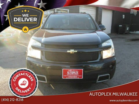 2009 Chevrolet Equinox for sale at Autoplex 2 in Milwaukee WI