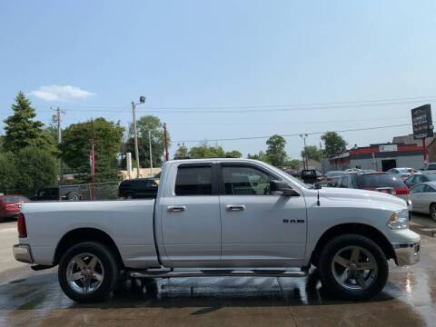 2010 Dodge Ram Pickup 1500 for sale at Autoplex in Milwaukee WI