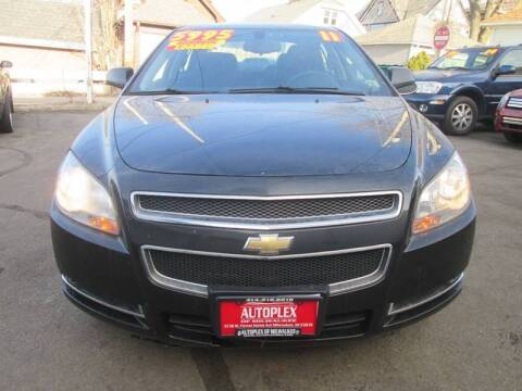 2011 Chevrolet Malibu for sale at Autoplex in Milwaukee WI