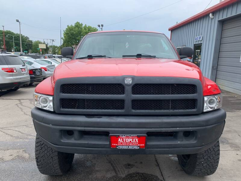 1998 Dodge Ram Pickup 1500 for sale at Autoplex in Milwaukee WI