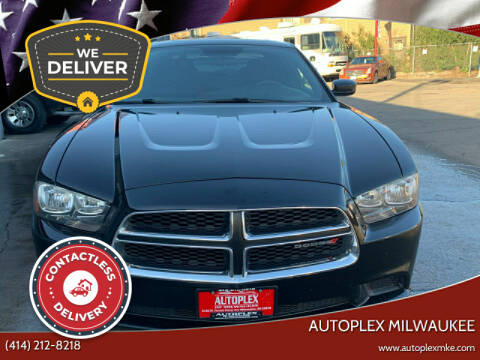 2013 Dodge Charger for sale at Autoplex in Milwaukee WI