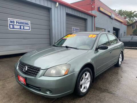 2006 Nissan Altima for sale at Autoplex 2 in Milwaukee WI