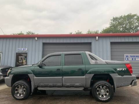 2002 Chevrolet Avalanche for sale at Autoplex 2 in Milwaukee WI