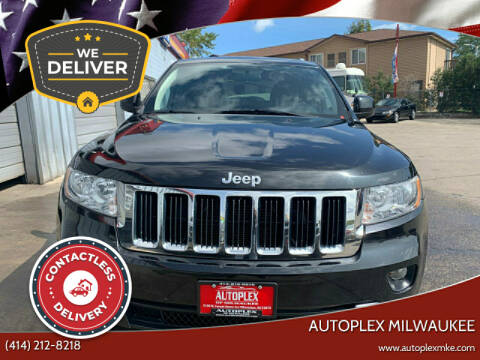 2012 Jeep Grand Cherokee for sale at Autoplex 2 in Milwaukee WI